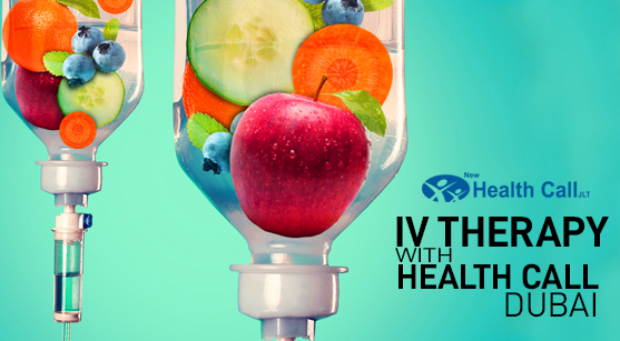 IV Therapy in Dubai | IV Therapy with Health Call